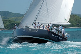 Caribbean racing and regatta packages
