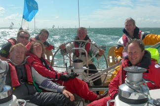 Cowes Week sailing corporate hospitality packages