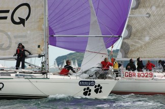 Cowes Week racing packages