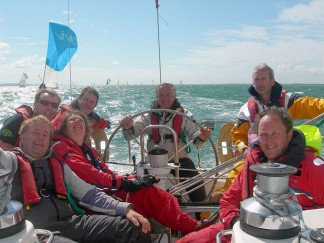 Experience sailing days in the Solent
