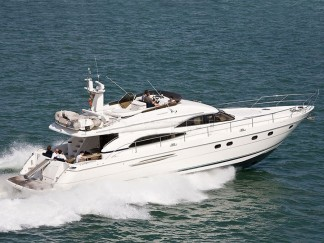 Luxury motor yacht charter on the south coast
