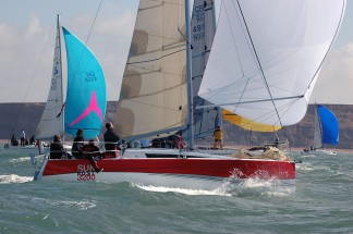 Yacht charter packages for Round the Island Race