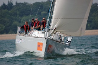 Skippered Yachts for training and events in the Solent