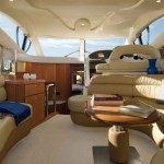 Azimut 42 luxury interior