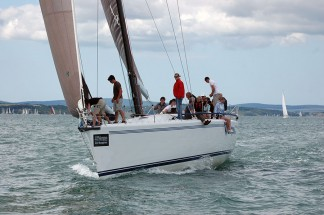 Farr 60 racing yacht for south coast racing