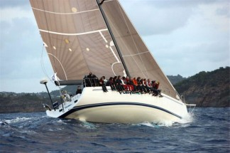 Farr 60 racing yacht for Solent regattas