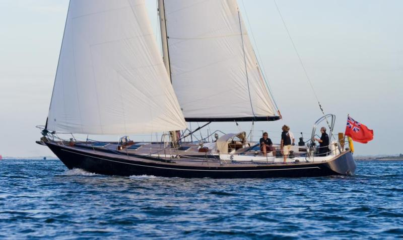 Skye 51 for skippered charter